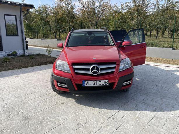 Mercedes Glk 2.2 D 204cp 2011 Dec.