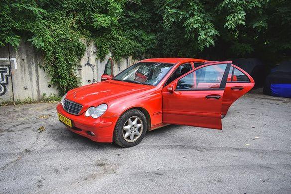 Mercedes W203 C220 CDI 143 к.с . НА ЧАСТИ!!! Мерцедес В203 Ц220 цди