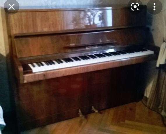 Продам пианино советское