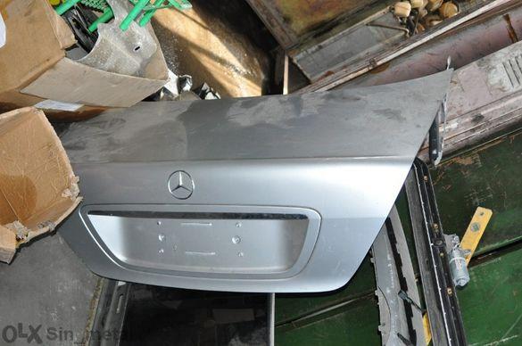 Mercedes S600 V-12