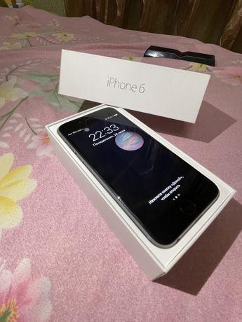 Iphone 6, 32GB в хорошем состоянии , с коробкой , не был на ремонте