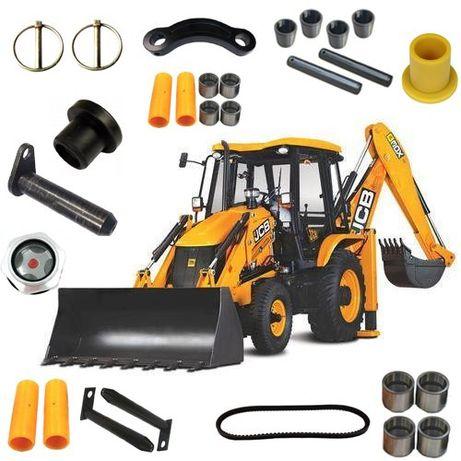 Piese miniexcavator buldoexcavator JCB CAT perkins JS