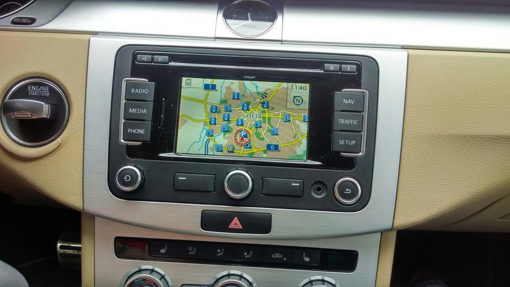 Карти сд за навигация VW RNS310-315 SD DISCOVER MEDIA Фолксваген Шкода