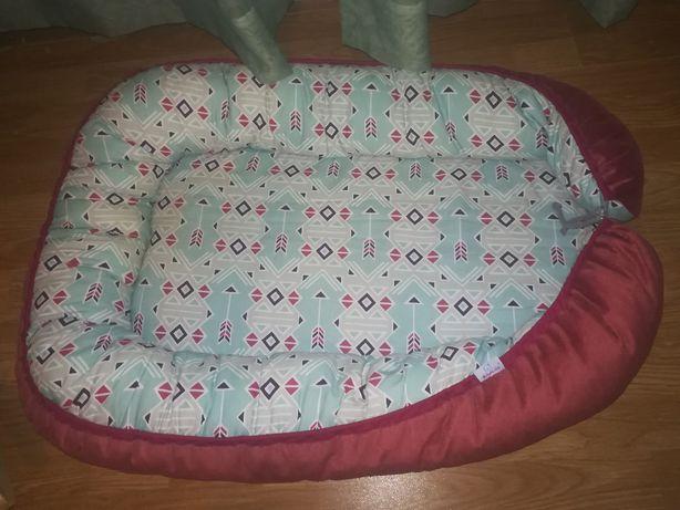 Vand Saltea reductor 3 in 1 cu spuma Bed Nest Soft 01