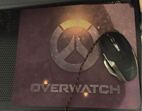 Геймърска подложка за мишка Overwatch Goliathus Speed mouse pad