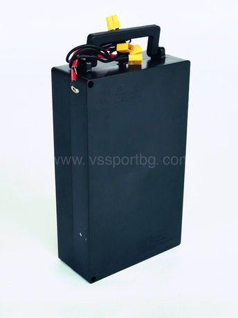 Батерия 60V 12Ah Литиево йонна • Батерия за Електрически скутер Харли