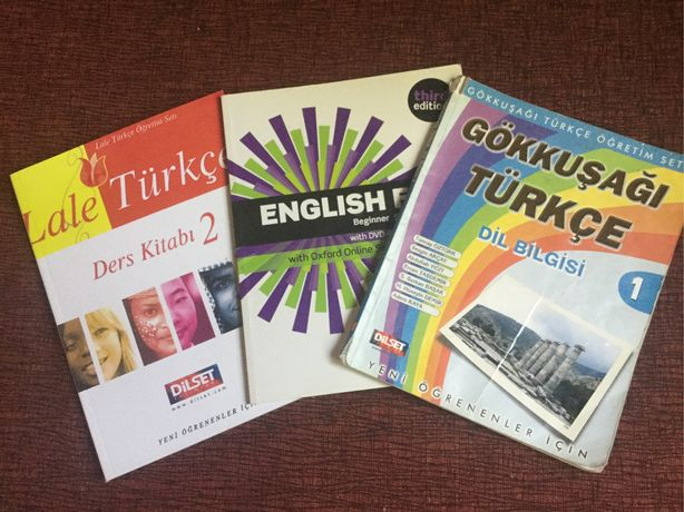 репетитор турецкого и английского языка