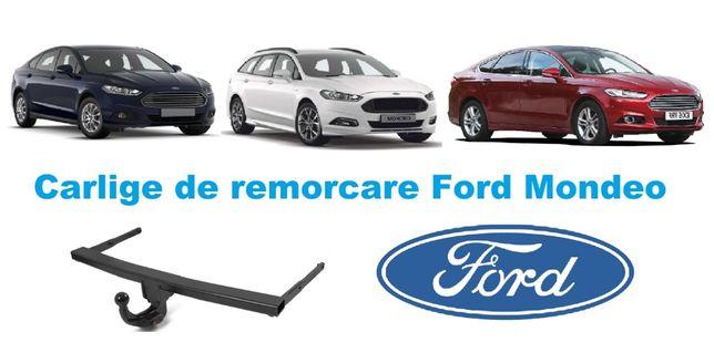 Carlige de remorcare omologate RAR Ford Mondeo - 5 ani garantie
