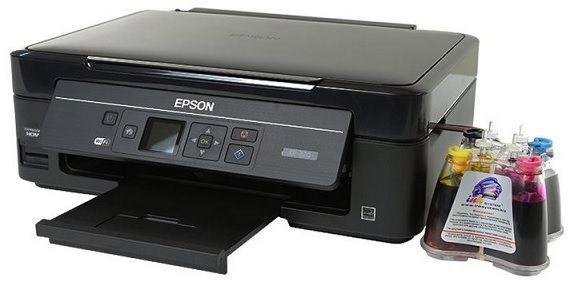 Программист на дом! Ремонт, установка, настройка принтера. Сброс EPSON