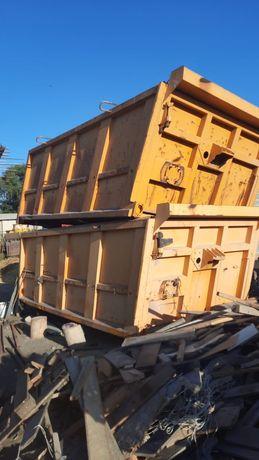 Кузов Камаз самосвал 15 тонн 20 тонн, запчасти КамАЗ