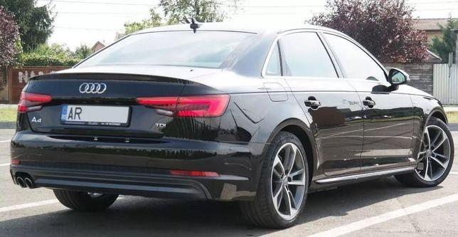 Praguri bandouri S Line Sline S-line Audi A4 B9