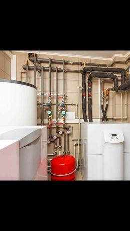 Instalator sanitar, instalatii încălzire centrale, montaj și reparații