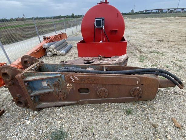 Picon 4 tone excavator, spit picon 4 tone
