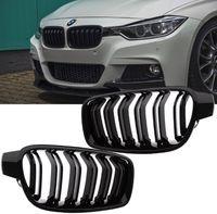 Grile Centrale BMW F30 Seria 3 2012-2017 Nari Capota Duble BMW F31