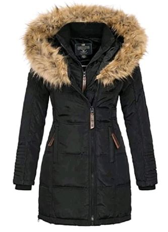 Parka damă, Geographical Norway