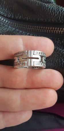 inel unisex argint