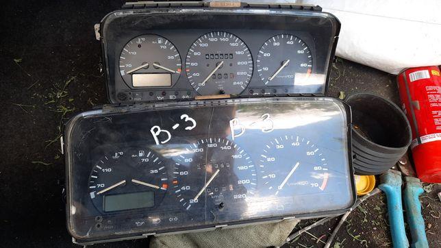 Щиток приборов  пассат б3/passat b3 поворотники  снизу с тахометром
