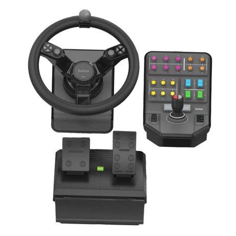 Logitech G Farm Simulator Симулатор Волан Педали Страничен Панел PC