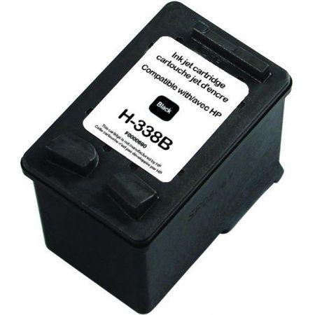 Глава за HP 338 Black черна HP 343 Tri-Color цветна 20лв/28лв мастило