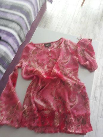 Маркова цветна дамска блуза от шифон