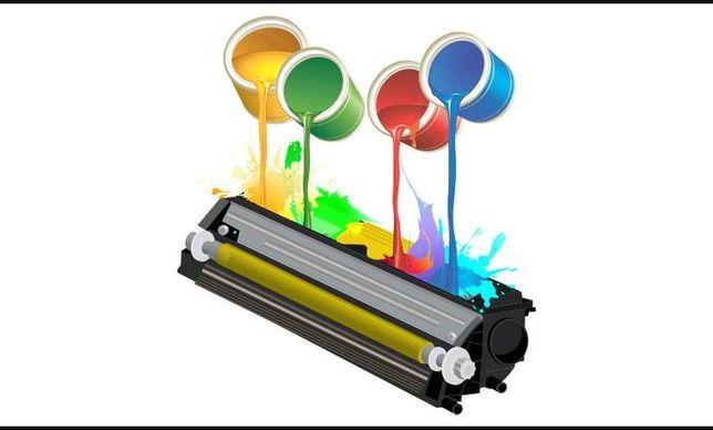 Заправка картриджей всех видов ремонт принтеров