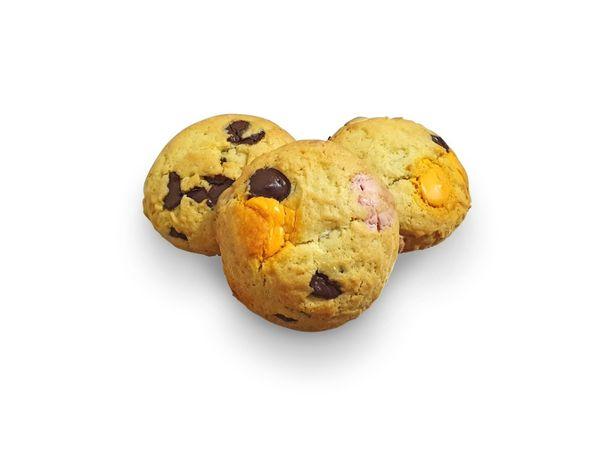 Cookies cu chips de ciocolata belgiana 200 gr Dulce de Roxana