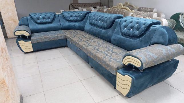 """Угловой диван """"Венеция"""" «Авангард» красивый удобный"""