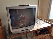 Телевизор с антена за аналогова телевизия