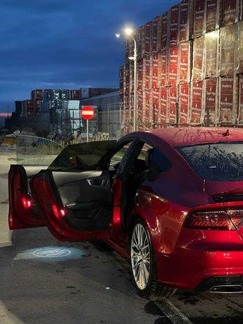 Audi A7 S-Line 3.0TDI 320cp Candy Red