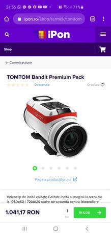 Action camera Tom Tom Bandit