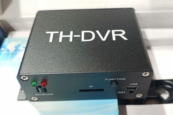 Продавам мини TH-DVR за аналогови камери