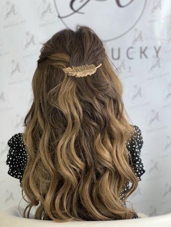 Волосы для наращивания 200гр.