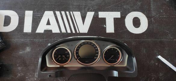 Табло скоростомер Mercedes C Class W204 350 cdi 2009 автоматик комби