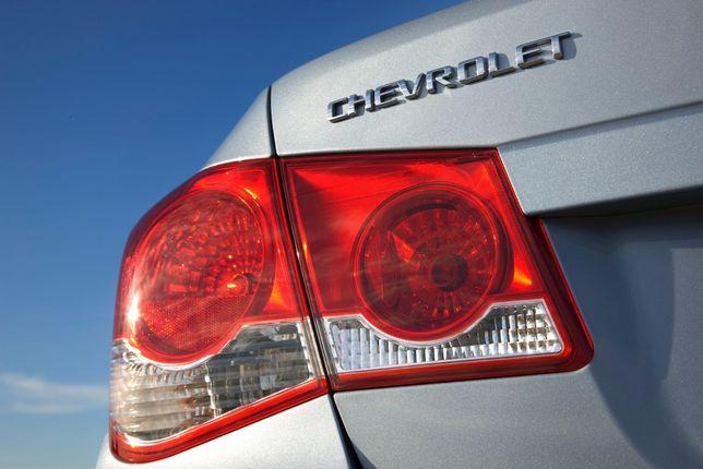 Комплект фонарей для Chevrolet Cruze седан новые