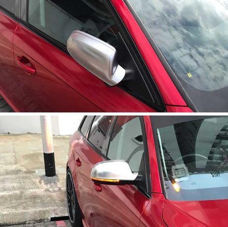 Хромирани капаци за огледала за Audi A3 Audi A4 A5