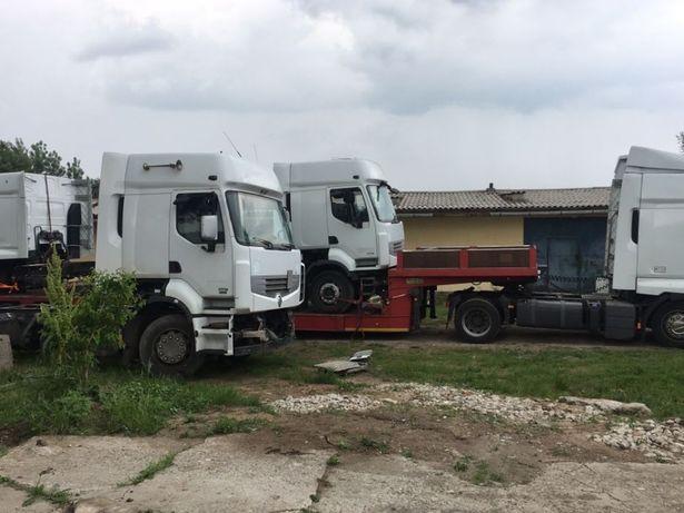 Renault Premium Magnum Midlum dezmembrari camioane DXI