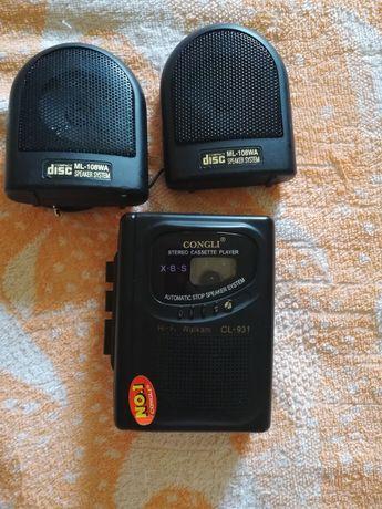 Caseta stereo