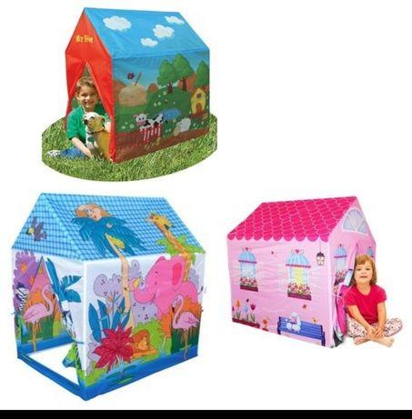 Детски детска палатки палатка къщички къща