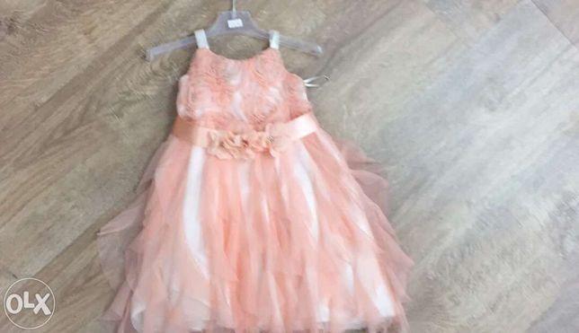 Rochița elegantă pentru fetite 2-3 ani