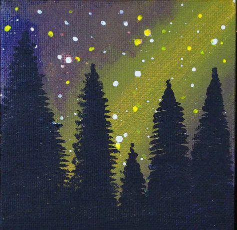 """""""Aurora"""" - pictură"""