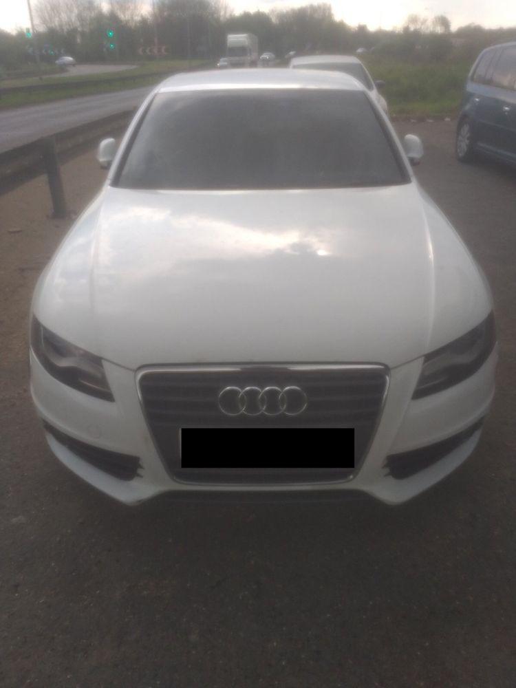 Audi a4 b8 2.0tdi S-line На Части 2.0тди а4 б8