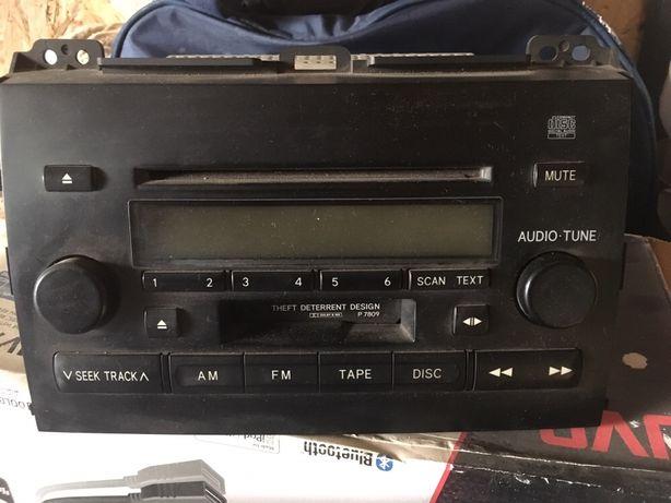 Продаю магнитофон на Прадо120