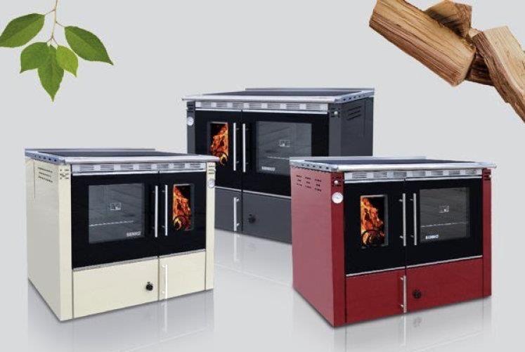 Centrale termice si termoseminee pe lemne , pelet, carbuni si brichete Vama - imagine 1