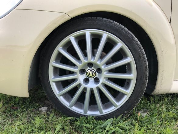 OZ Aristo 5 x 100 VW Golf 4 R32