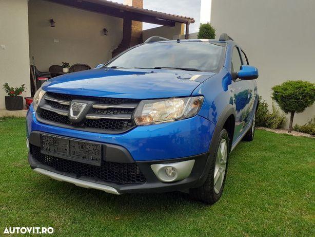 Dacia Sandero Stepway Dacia sandero stepway 1,5 dci euro 5 an fab 2013