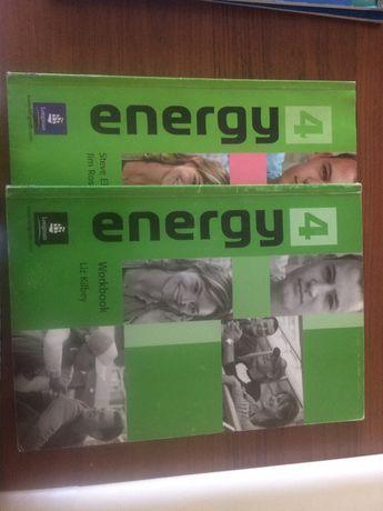 Продам пособие по английскому языку Energy