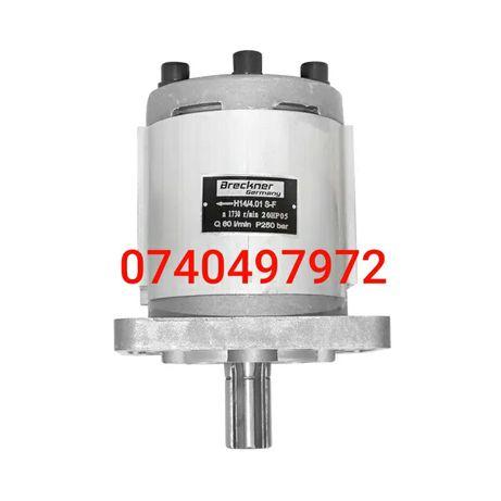 Pompă hidraulică TAF h14/4-01 sf 250 bara 60 /min  breckner Germany