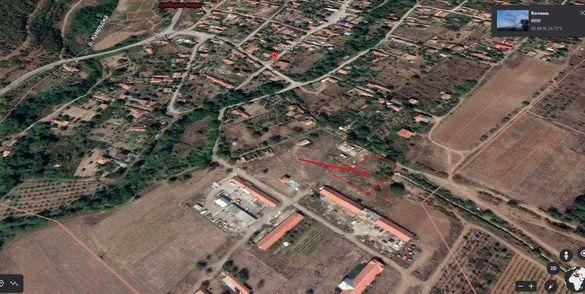 Парцел / дворно място в село Колена 2190кв.м