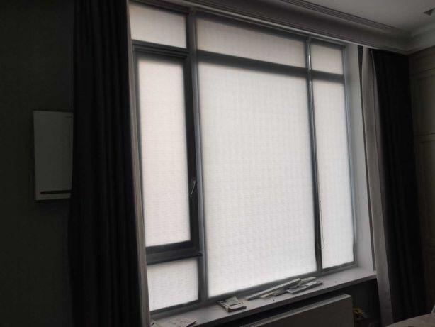 Ролл шторы Сиде белый