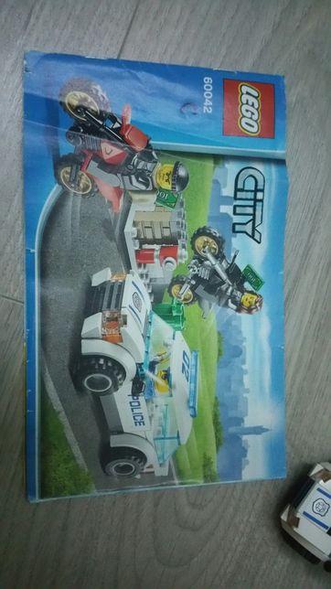 Lego city 60042- Urmărire de mare viteza